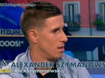 Alexander Szymanowski
