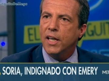 Soria sobre Emery