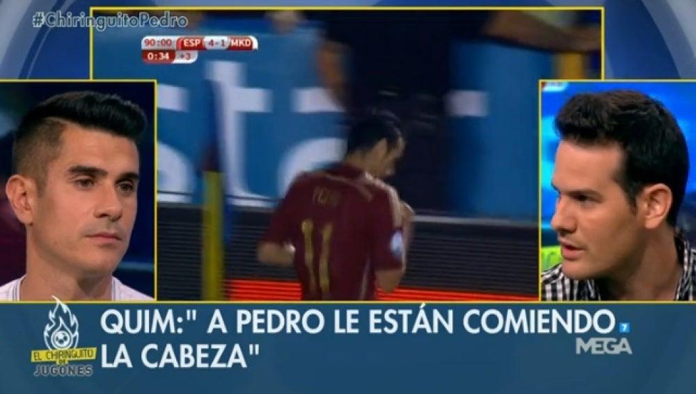 Debate Pedro
