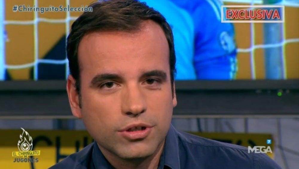 Exclusiva Julio Suárez