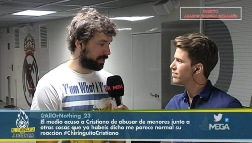 Entrevista Llull