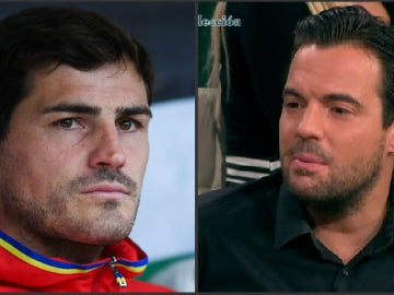 iker Casillas y Nacho