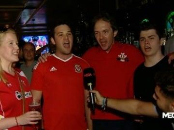 Bar galés