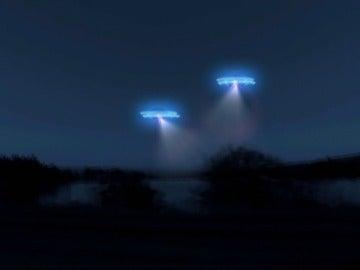 Hangar 1: Archivos extraterrestres