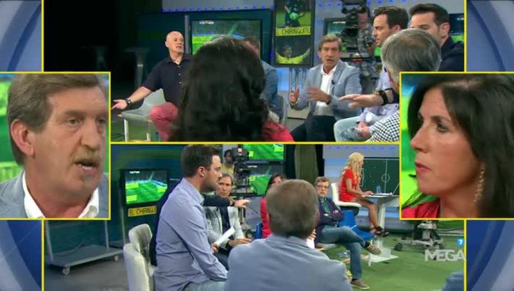 Debate pacto Casillas-Lopetegui