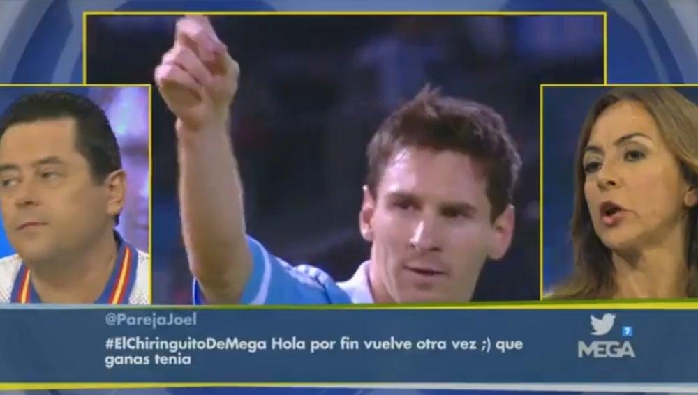 Debate Messi Argentina