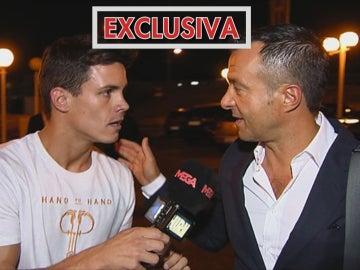 Jorge Mendes y Edu Aguirre