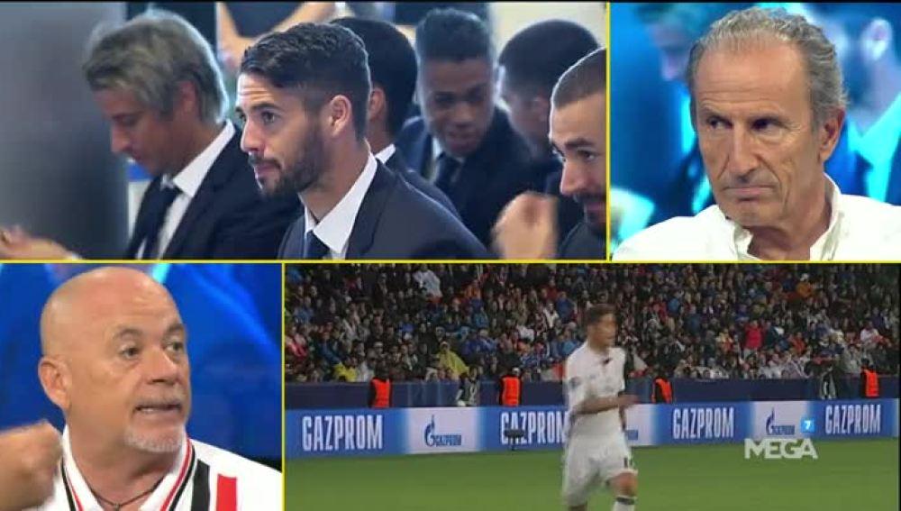 Isco y James se quedan en el Real Madrid