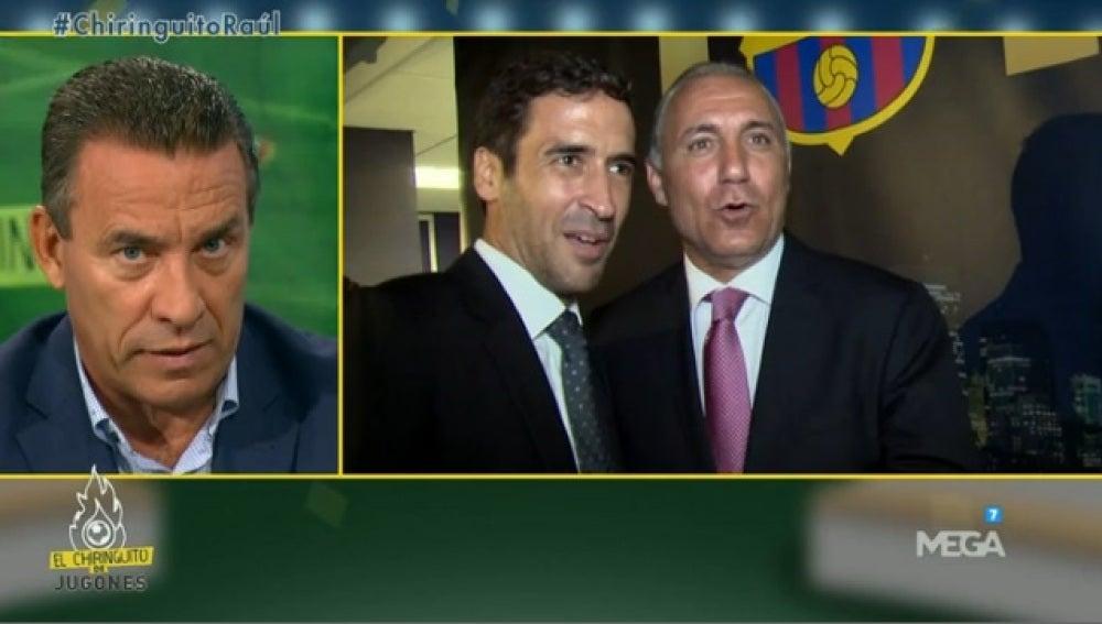 Madridismo indignado con Raúl