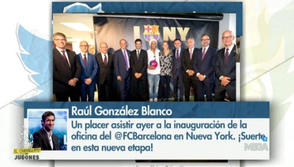 Twitt Raúl