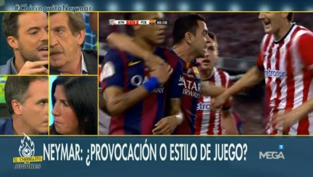 Debate Neymar