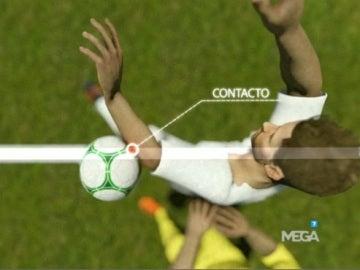 Penalti Ramos