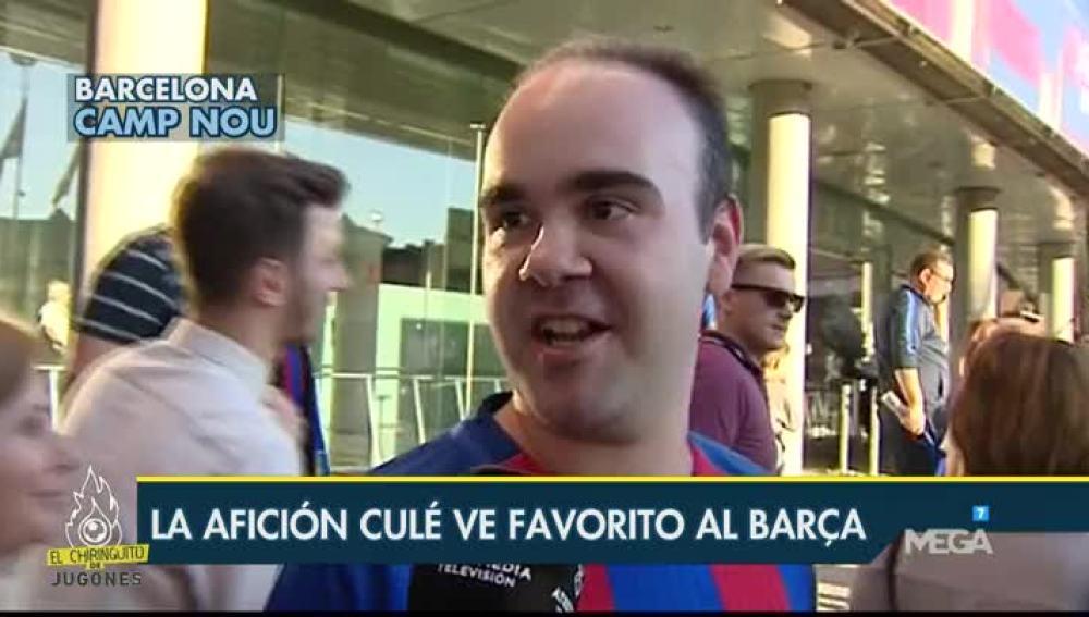 Encuesta para el Barça City