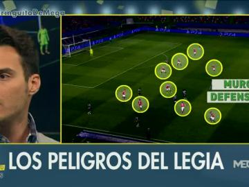 Los peligros de los rivales españoles