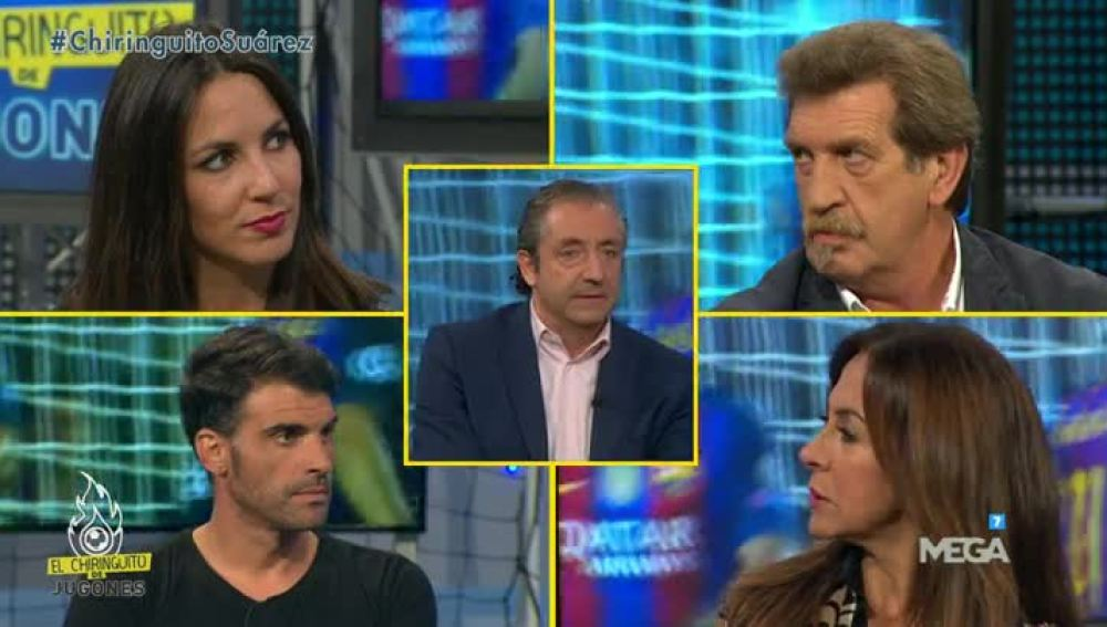 Debate Luis Suárez