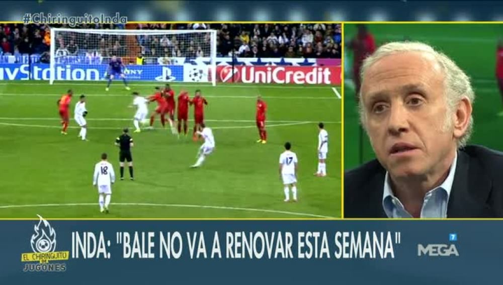 Inda y la renovación de Bale