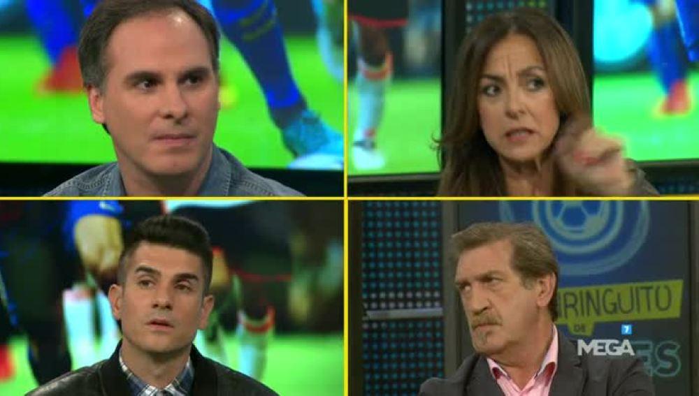 Debate sobre Neymar