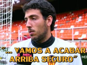 Dani Parejo en El Chiringuito