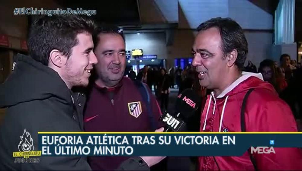 Álex Silvestre en el Calderón