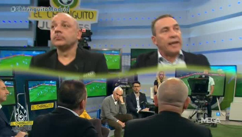 El análisis del empate del Madrid, en El Chiringuito