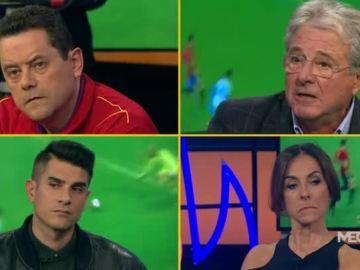 El 9 de la Selección, a debate