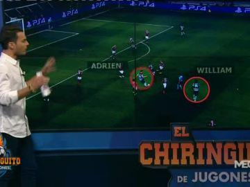 Peligros de los rivales españoles
