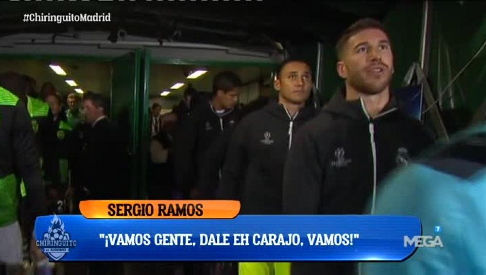 El partido de Ramos, al detalle