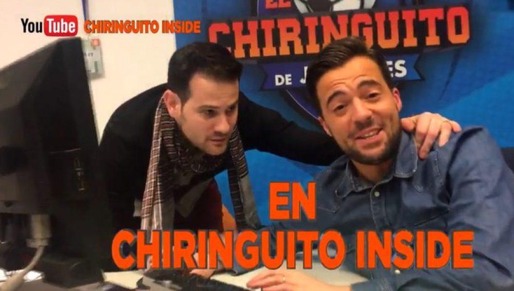 Chiringuito Inside Primetubers