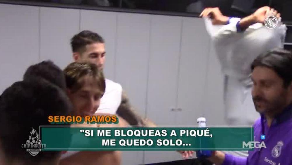 Gol de Ramos al detalle