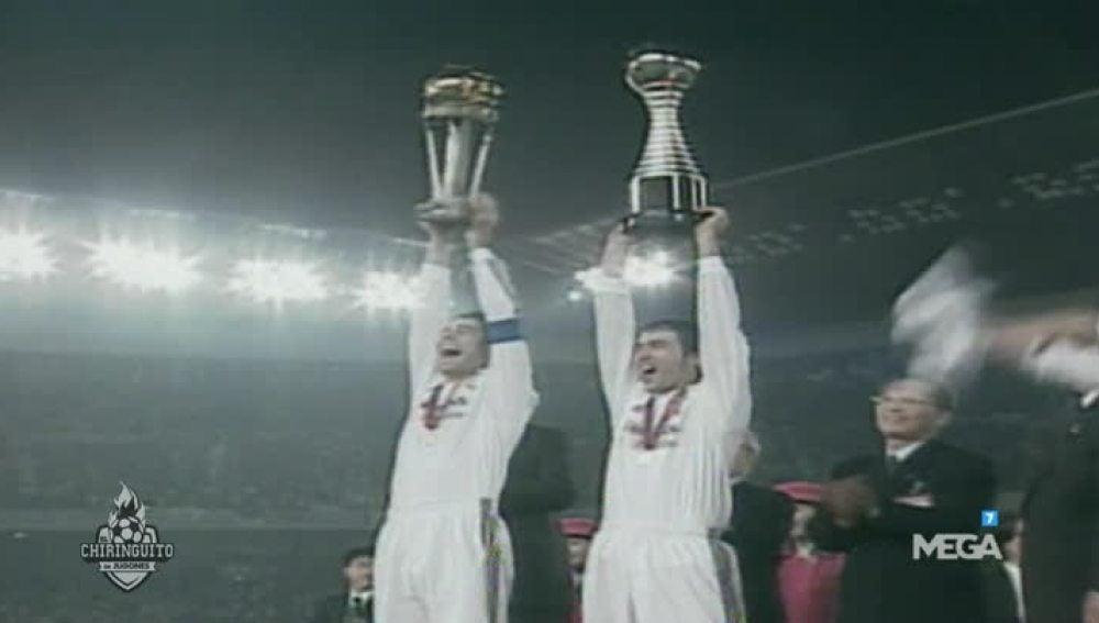 Las intercontinentales del Real Madrid