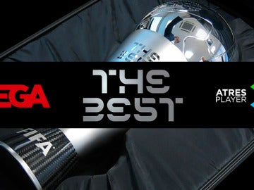 Los premios The Best, en Atresmedia