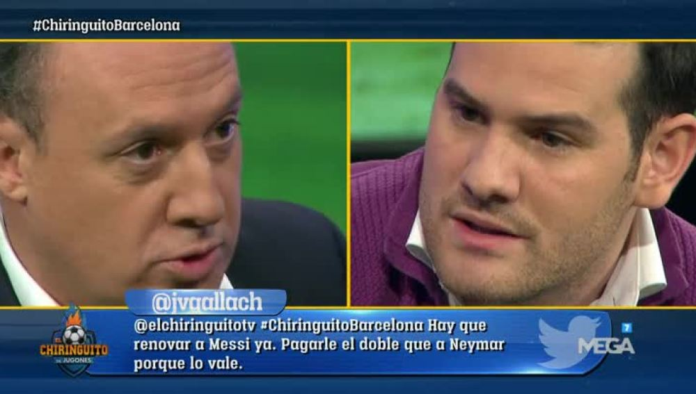 La victoria del Barça ante el Athletic, a debate