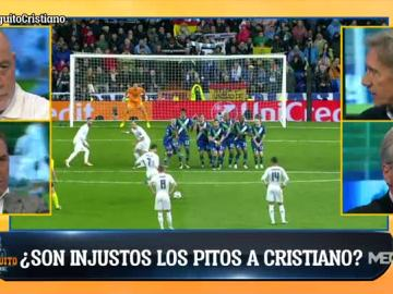 ¿Son injustos los pitos a Cristiano?