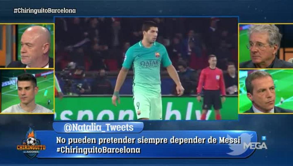 La derrota del Barça, a debate