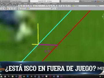 Nacho Tellado analiza el gol de Isco