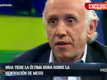Exclusinda sobre Messi