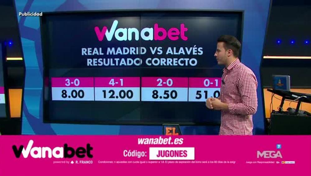 Wanabet con Juanfe Sanz