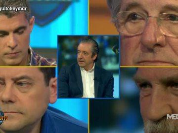 La sanción a Neymar, a debate