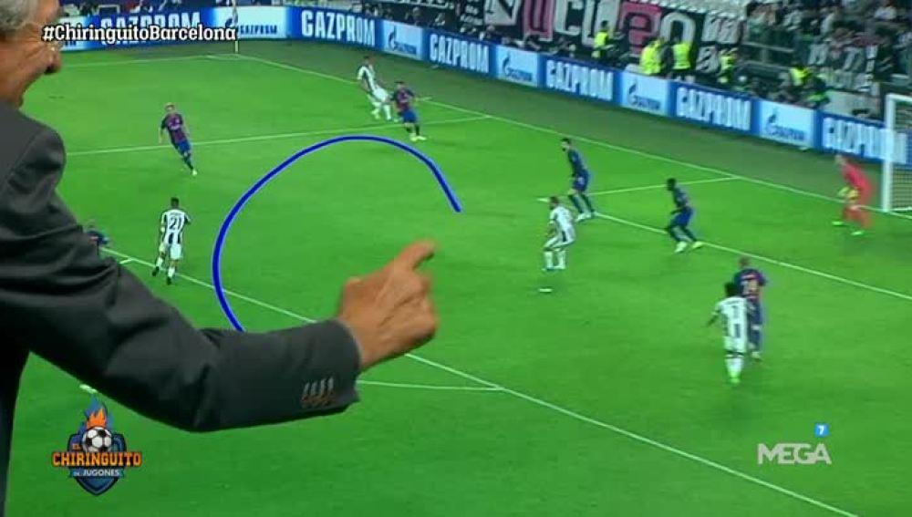 D'Alessandro analiza las claves de la derrota del Barça