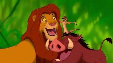 'El rey león', una de las mejores películas Disney