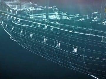 Frame 10.902857 de: ¿Hay relación entre caballeros templarios y piratas?
