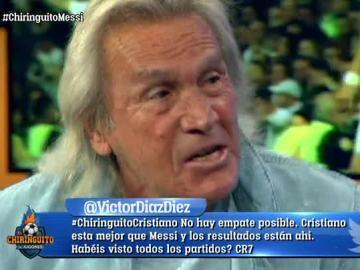 Gatti debate en El Chiringuito