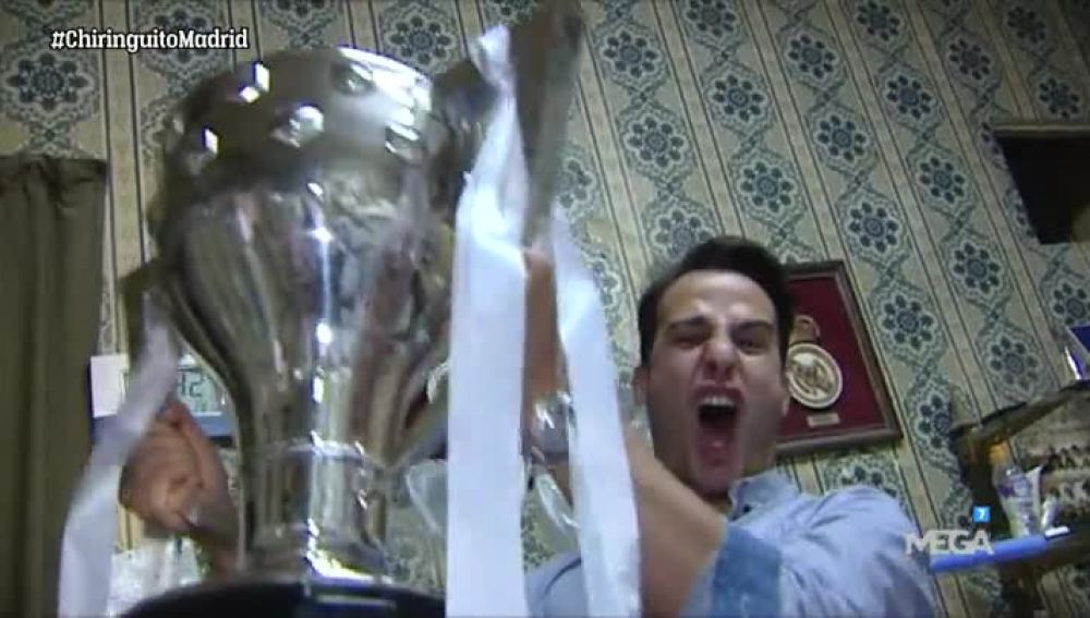 Juanfe levanta el título de Liga