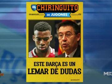 La portada de El Chiringuito