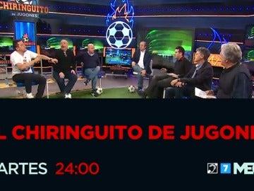 Vuelve la liga y regresa el Chiringuito de Jugones
