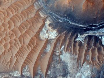 Marte de National Geographic