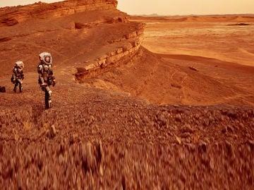 ¿Viviremos en Marte en 2050?