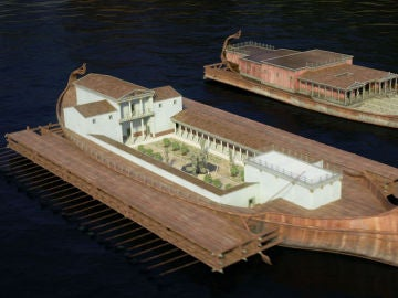 Los barcos de Nemi