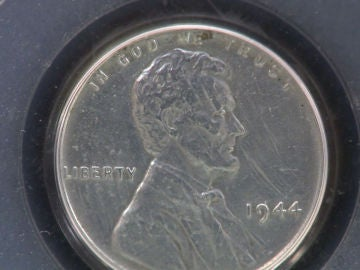 Centavo de acero