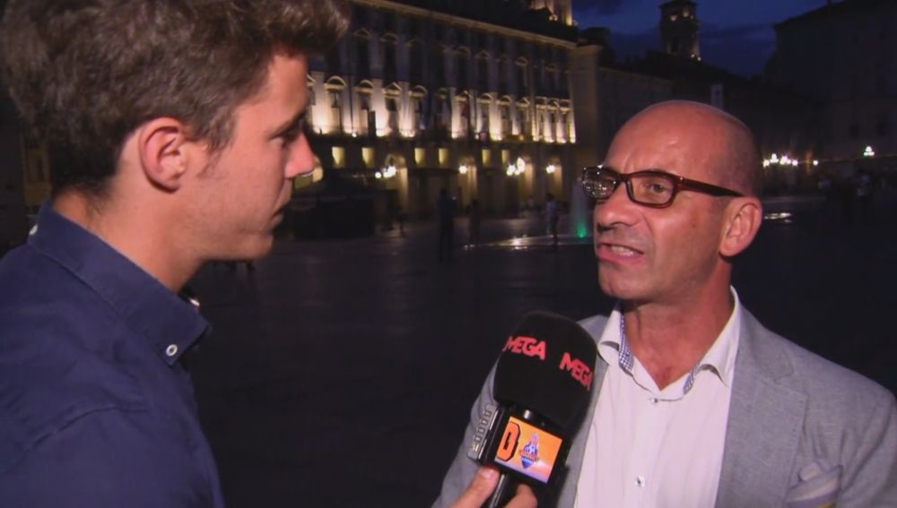 Encuesta de Álex Silvestre en Turín